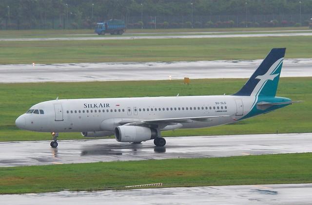 Silkair Airbus A320-232; 9V-SLD@SIN;07.08.2011/617fc