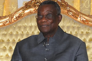 Republic of Ghana President John Atta-Mills died suddenly in late July 2012. Atta-Mills represented the National Democratic Congress Party (NDC) in the West African state. by Pan-African News Wire File Photos