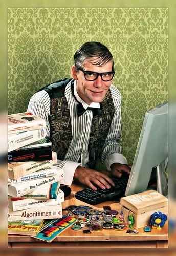Bill the programmer