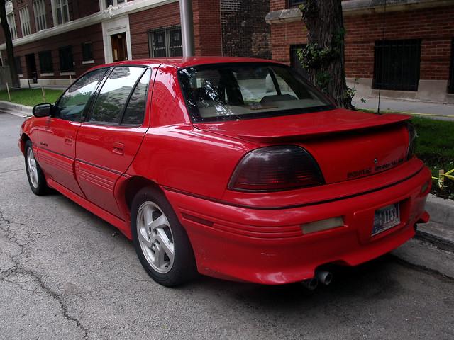 1995 Pontiac Grand Am GT V6