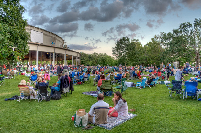 Tanglewood is a must see for anyone visiting the Berkshires.
