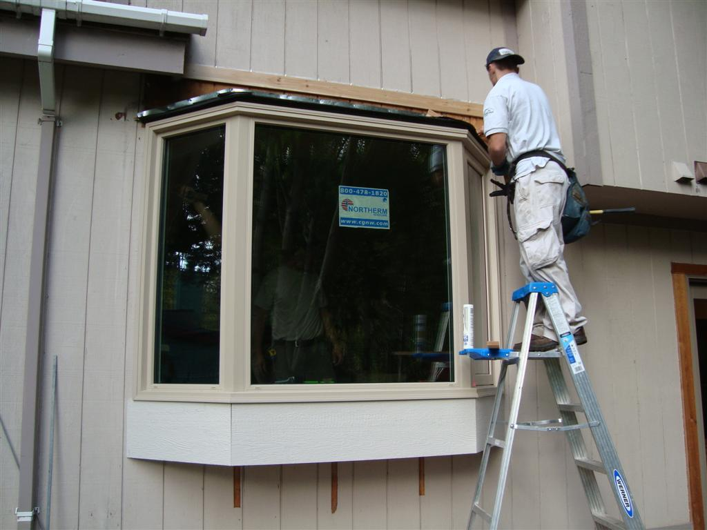 Bay Windows - Neighbors Windows & Doors