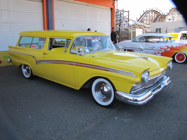 1957 ford 2 door stationwagon flickr photo sharing for 1957 ford 2 door