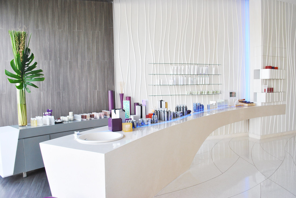 Away Spa products range