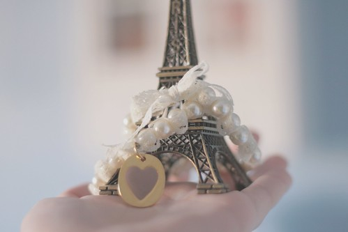 241/365 Pearls and Paris