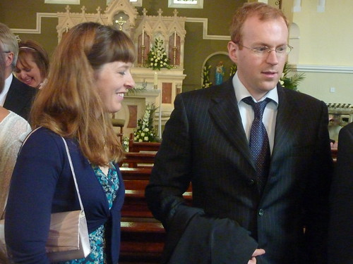 Niall and Katie's Wedding - Grangemockler (August 2011)