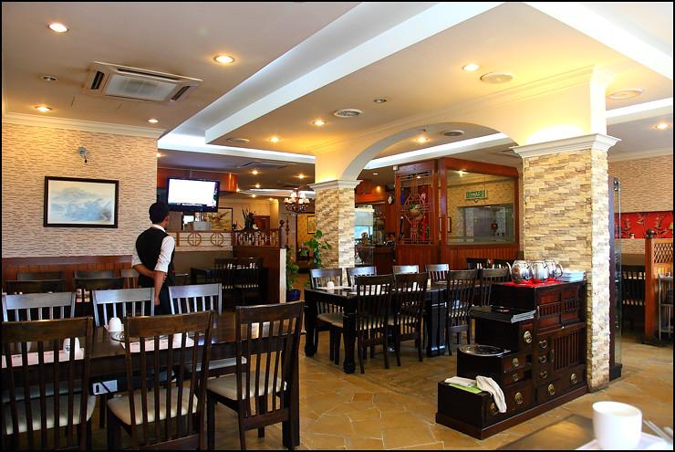 Korean bbq little korea restaurant mont kiara