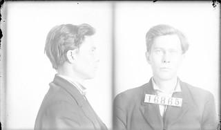 Endicott, John (AKA- Theo. Montgomery; John Emlry). Inmate #16865 (MSA)