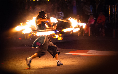 Fire Dancer