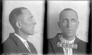 Hartnell, Elmer. Inmate #26463 (MSA)
