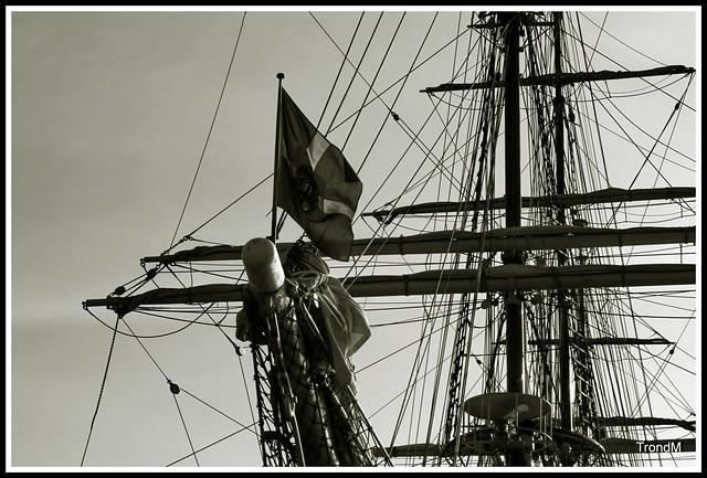 SS Sorlandet - Kristiansand