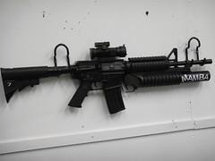 assault rifle, trigger, weapon, rifle, machine gun, firearm, gun, gun barrel,