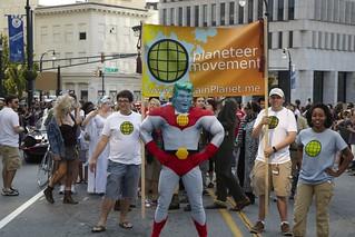 Planeteer Movement