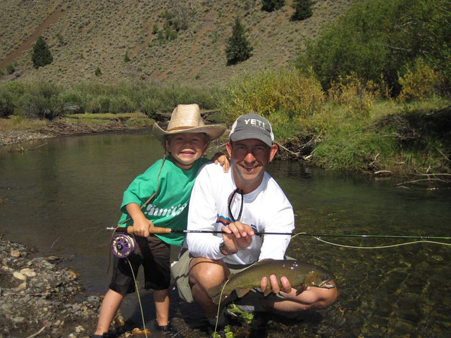 Labor day report from idaho s lost river valley the for Lost lake oregon fishing