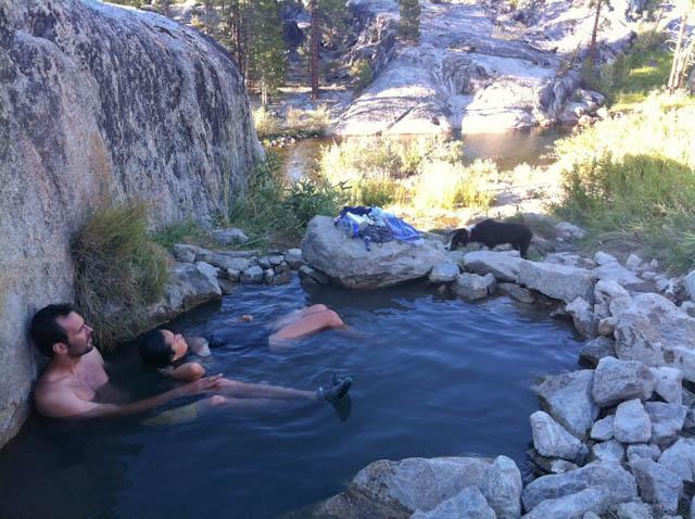 Mono hot springs eden flickr photo sharing for Shaver lake fishing report