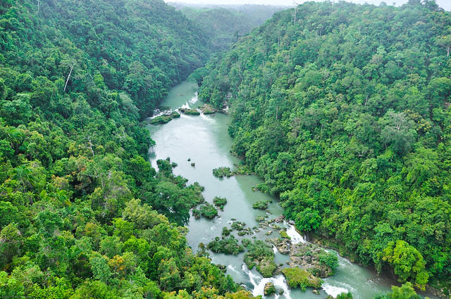 Río Loboc, Isla de Bohol, Filipinas