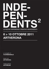 INDEPENDENTS 2 -  6>10 ottobre 2011