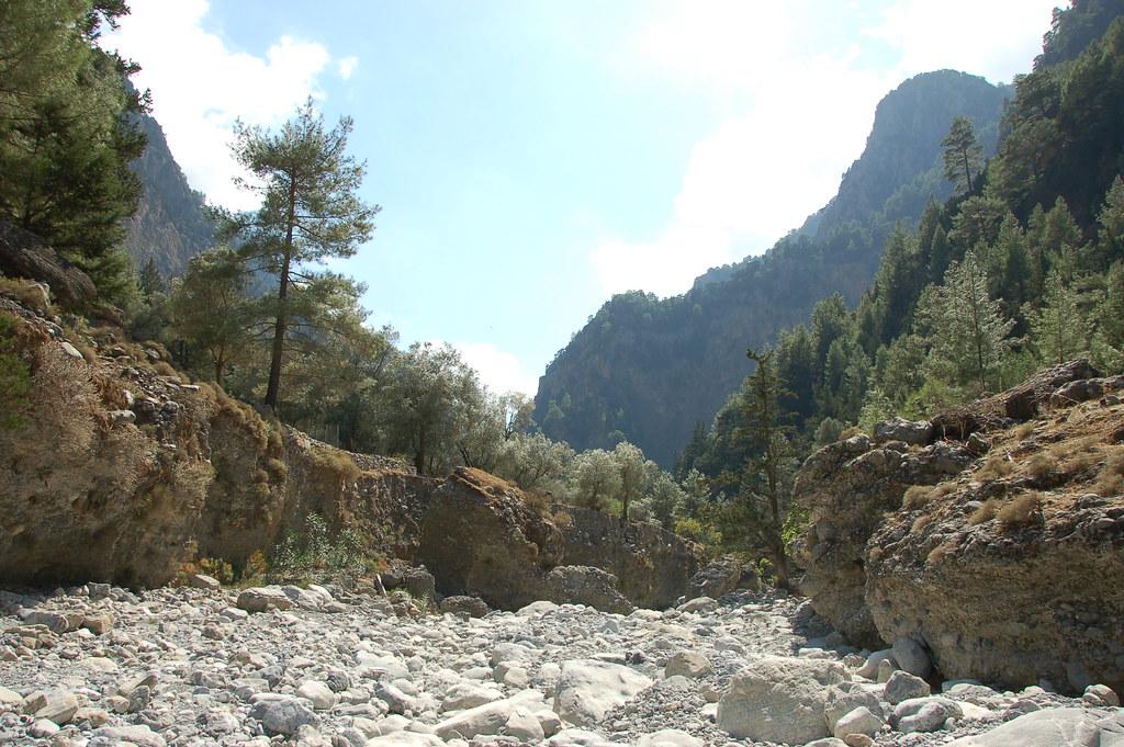 Samariá Gorge