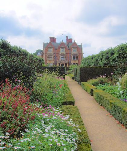 A Garden In The Sandringham Estate - Norfolk.