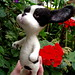 O.O.A.K Needle Felted French Bull Terrier