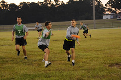 Soldiers take Frisbee to 'Ultimate' level
