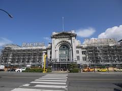 木, 2011-08-11 19:05 - Pacific Central駅