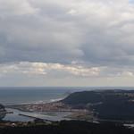 Senda costeira en Muros