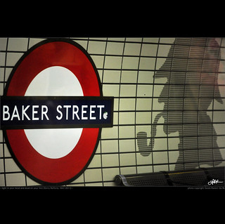 London in my eyes [21] - light in your head and dead on your feet (Gerry Rafferty 1947-2011)
