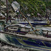 Fishing Boats: Abstract