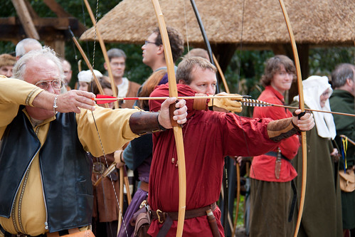 Longbow competition by hans s