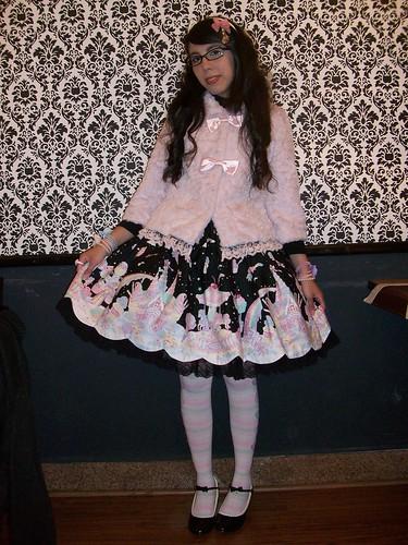 Lolita Nerd Tea Party