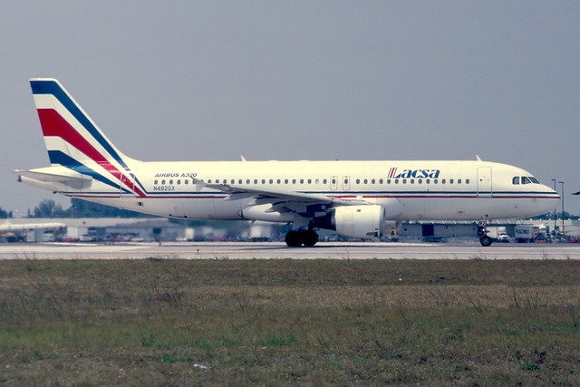 N482GX - 1990 build Airbus A320-212, still operational in 2011 with Freebird Airlines
