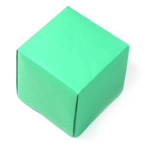 How to make an origami cube Paper Make 1 Photos 800