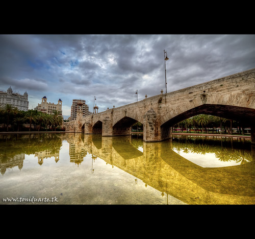 Pont de la Mar,Valencia
