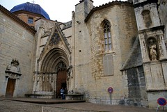 Iglesia Basílica Arciprestal de Santa María la Mayor. Morella (1)