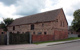 ehemaliges Beder-Haus in Semmritz