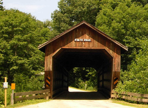 Ashtabula County Covered Bridge #6