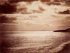 Mediterranean Sea, 1857, by Gustave Le Gray
