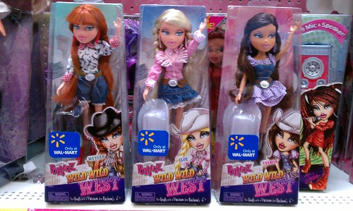 New Bratz Wild Wild West Dolls