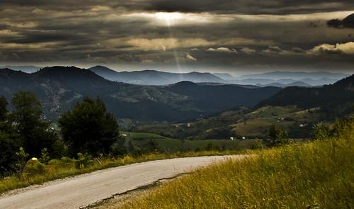 light sign ray serbia srbija zlatibor serbien tornik