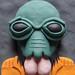 Plasticine Tatooine – Ponda Baba by QuinkyArt