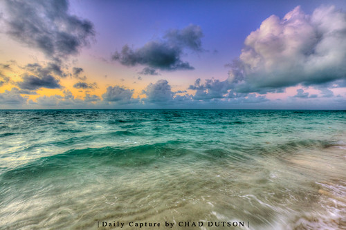 ocean beach nature sunrise landscape photo outdoor shore caribbean hdr provo turksandcaicos providenciales virbrant pohtography