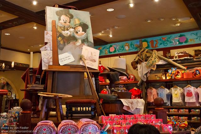 HKDL July 2011 - Storybook Shoppe