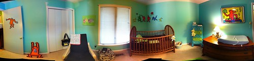 Child's room Panoramic
