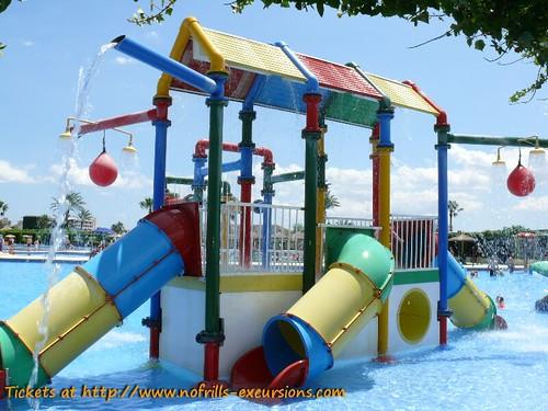 Hidropark childrens slides