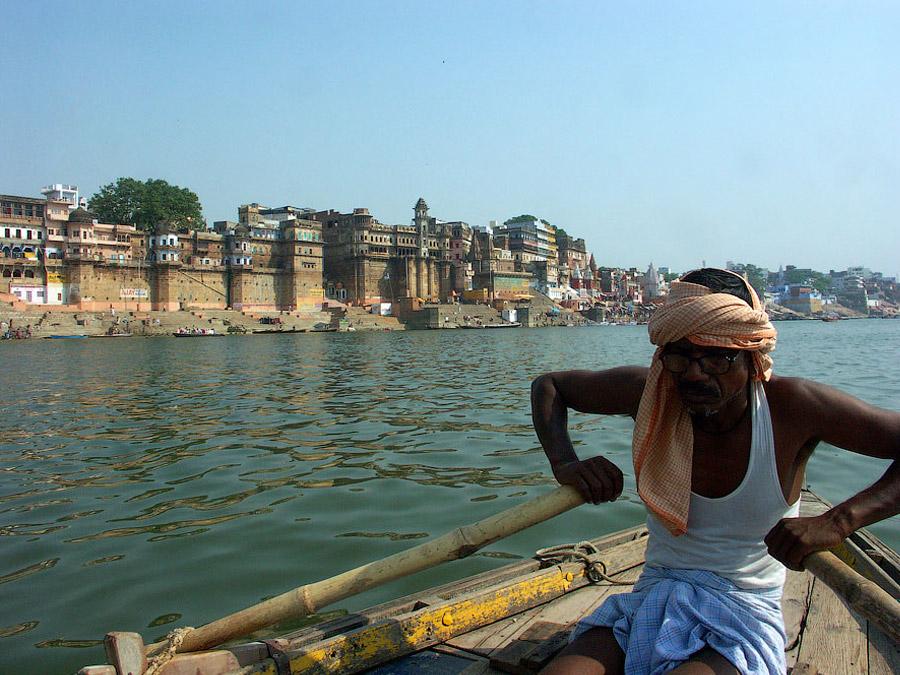 Варанаси (Бенарес, Каши), Индия 2007-0016