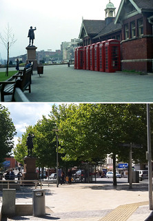 Broad Quay Phones and Toilets  1974 - 2011