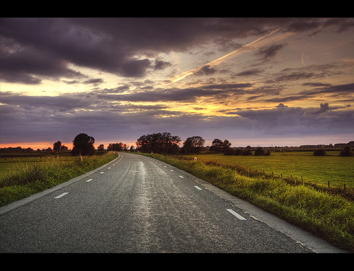 holland netherlands country hdr