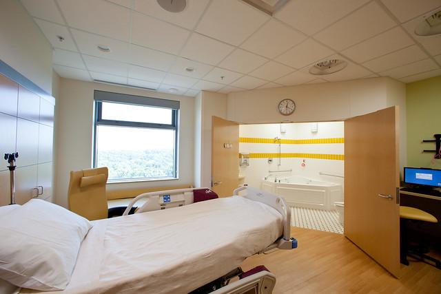 Private Patient Room Benefit