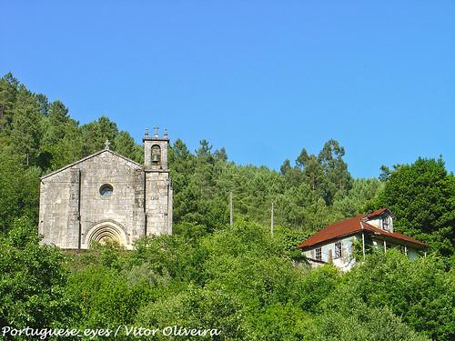 Igreja Matriz de Ermida do Paiva - Portugal